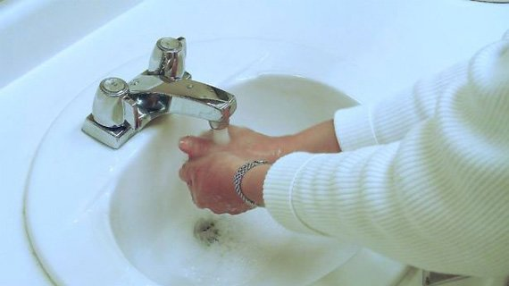 Remember, no matter where you go you should always wash your hands regularly.
