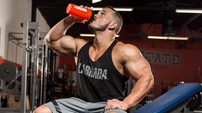 Hunter Labrada's Guide To Post-Workout Nutrition And Supplementation