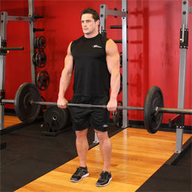 Barbell Deadlift