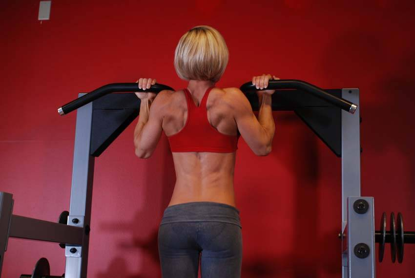 Chin-Up Exercise Guide and Video
