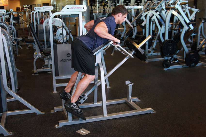 Lying T-Bar Row Exercise Guide and Video