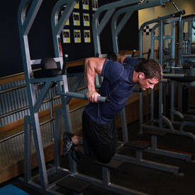 Dips - Chest Version
