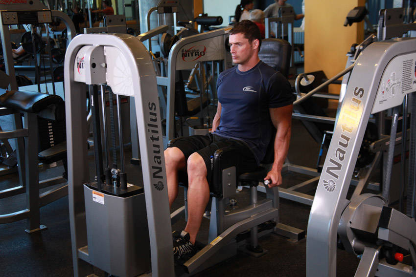 Thigh Abductor Exercise Guide And Video