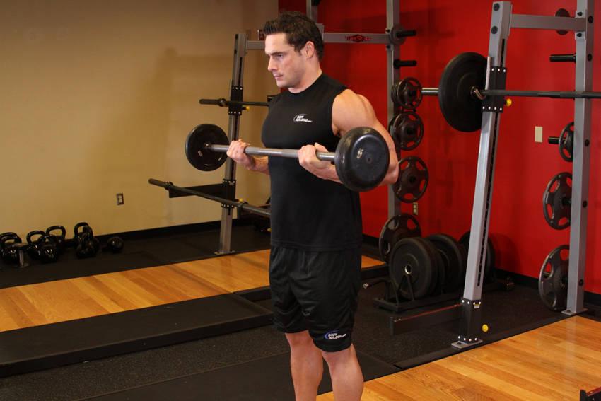 Gargantuan Guns One Giant Set To Two Bigger Biceps