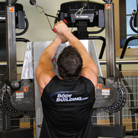 Full Range-Of-Motion Lat Pulldown