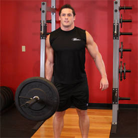 One-Arm Side Deadlift