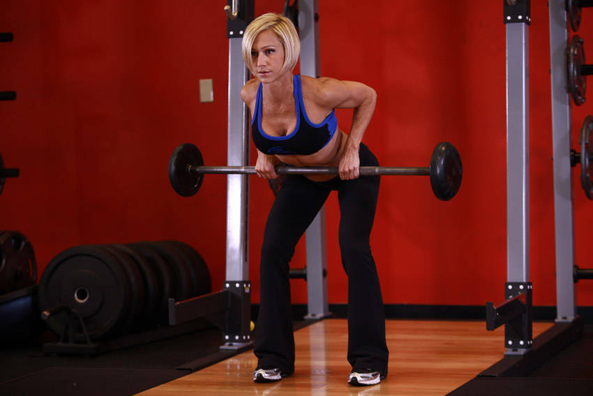 Bent Over Barbell Row Exercise Guide and Video
