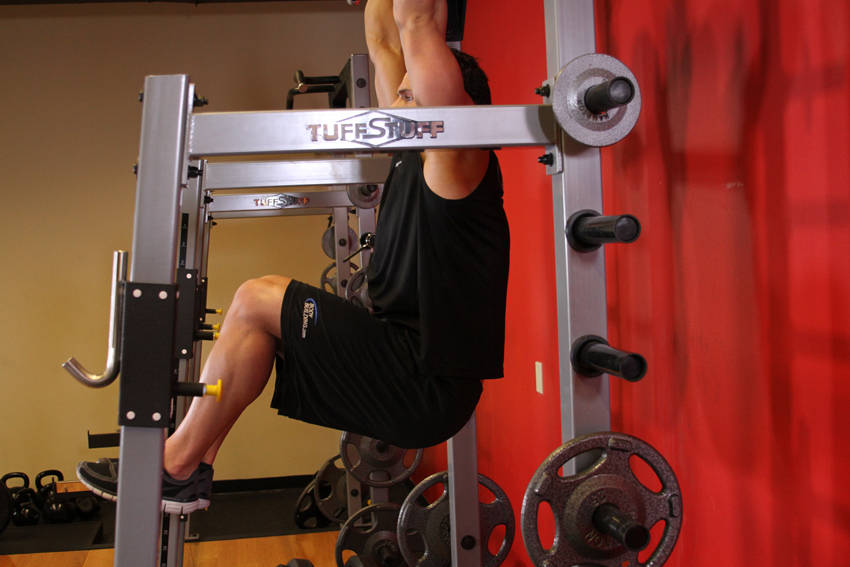 Hanging Leg Raise With Straps I.C.E. Program #15 - T...
