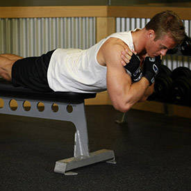 Hyperextensions With No Hyperextension Bench Exercise Videos