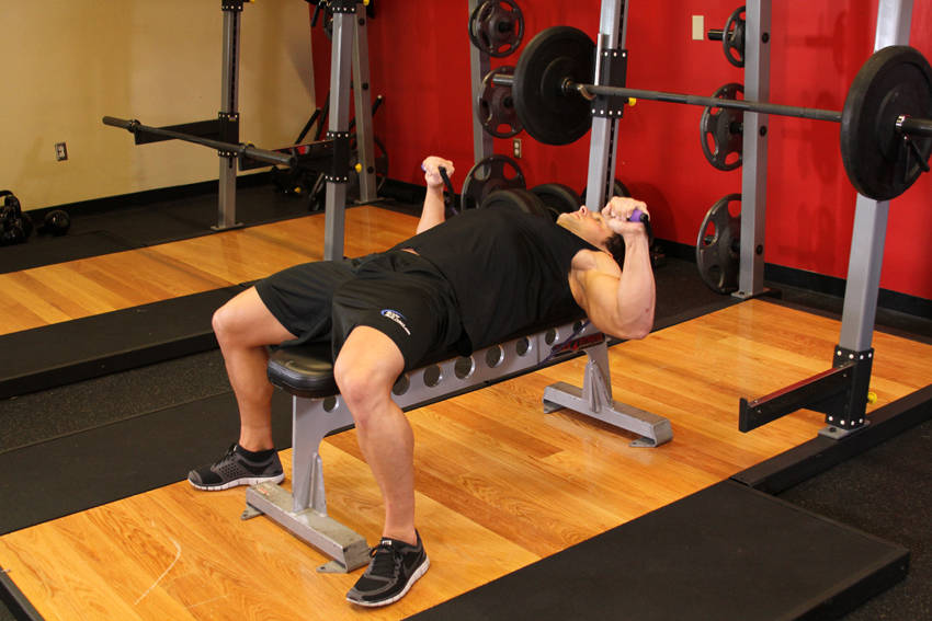 Bench Press - With Bands image