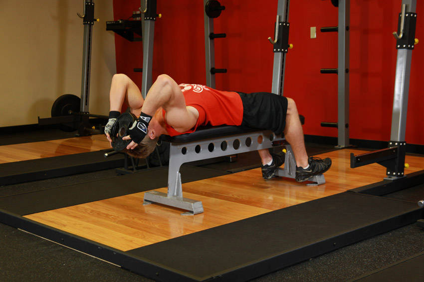 Lying Face Up Plate Neck Resistance image