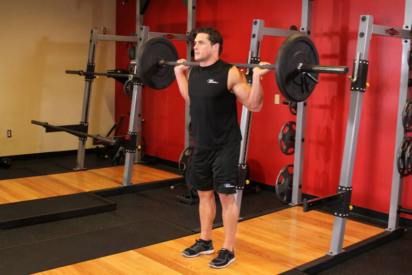 Narrow Stance Squats Exercise Guide and Video