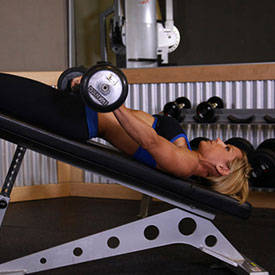 Bent-Arm Barbell Pullover Exercise Guide and Video   275 x 275 jpeg 14kB
