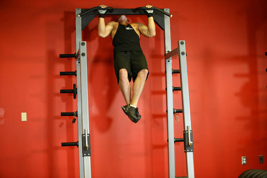 Rocky Pull-Ups/Pulldowns image