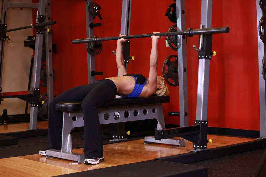 Barbell Guillotine Bench Press Exercise Guide And Video