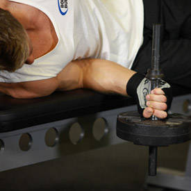 Dumbbell Lying Pronation