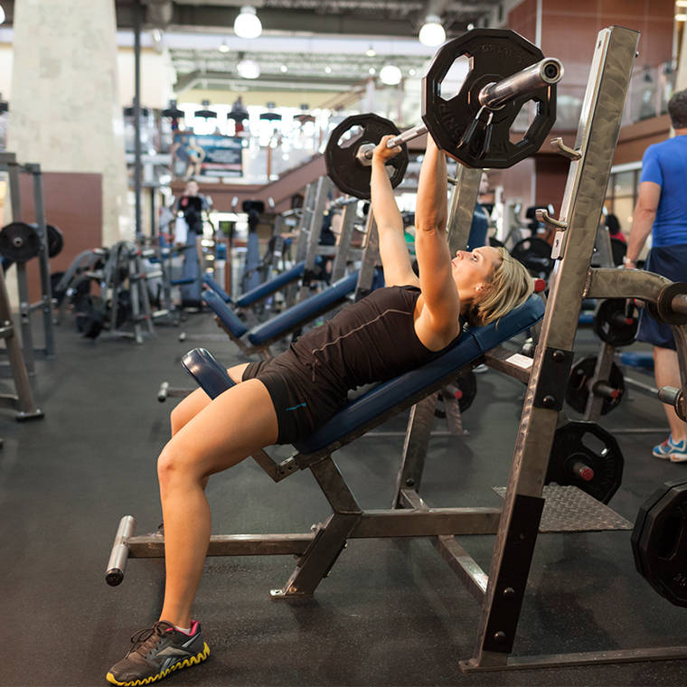 Related Keywords Suggestions For Incline Bench Press