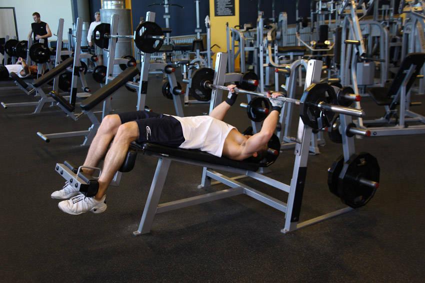 bench press press