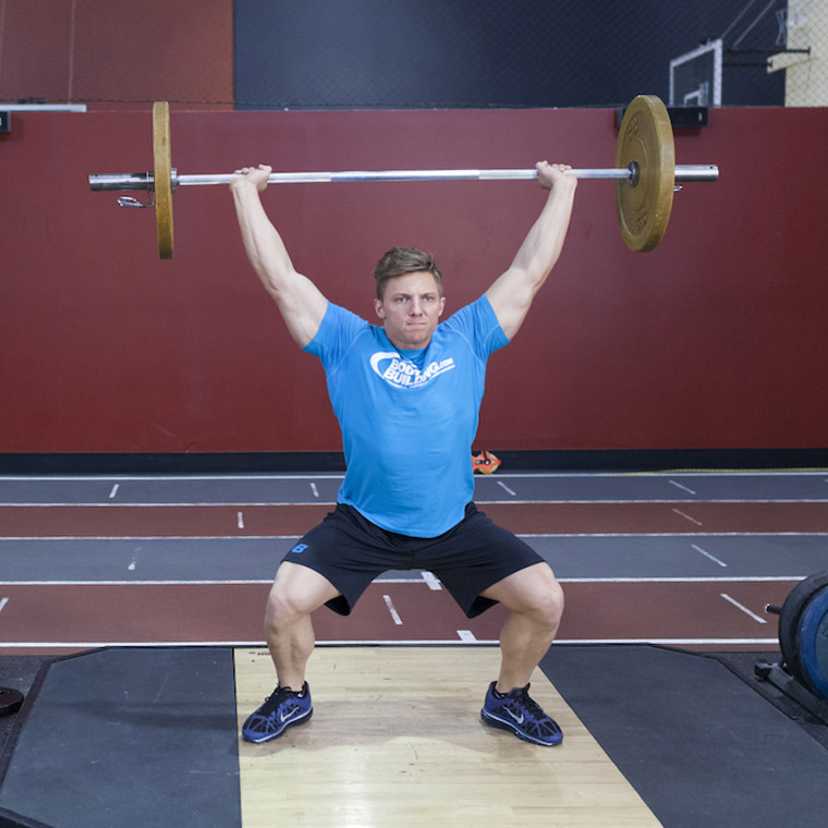 Tall Muscle Snatch image
