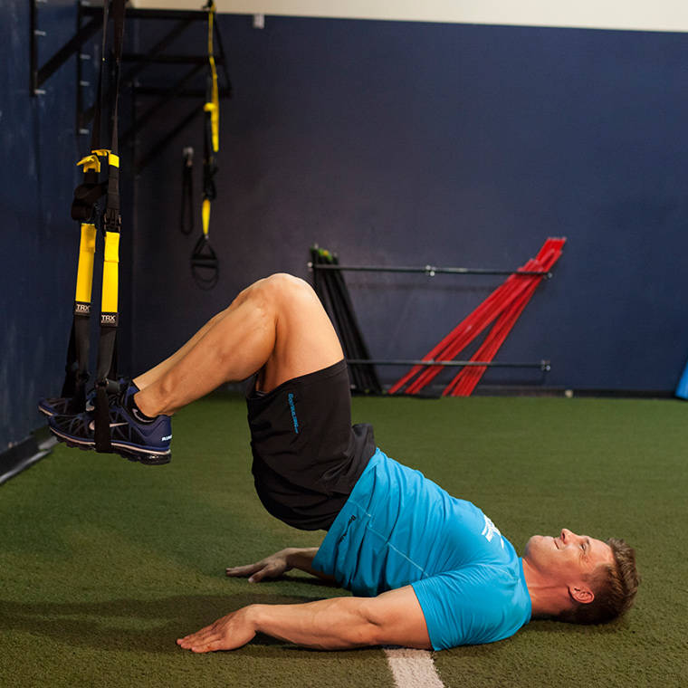 Suspended Leg Curl image