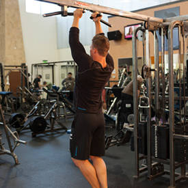 Neutral-Grip Pull Ups