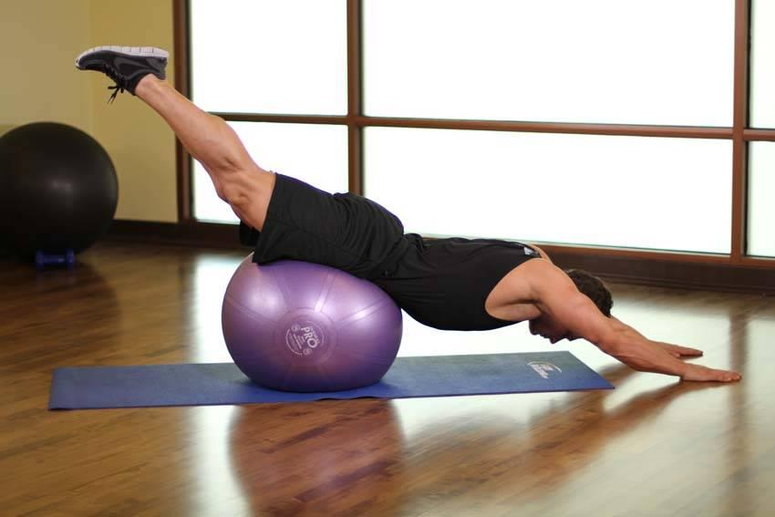 Downward Facing Balance image