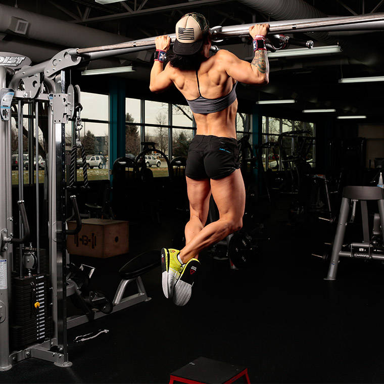 Negative Pull Up Exercise Guide And Video