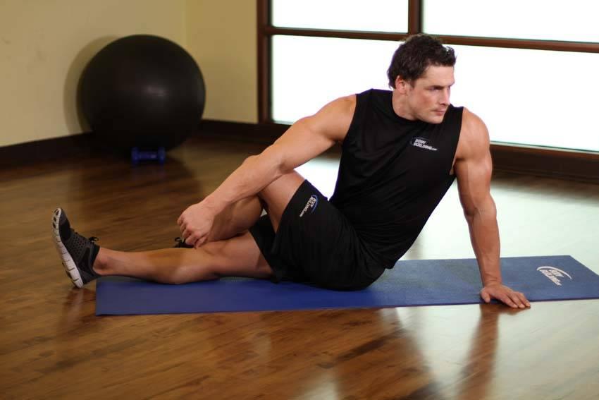 Dancer's Stretch image