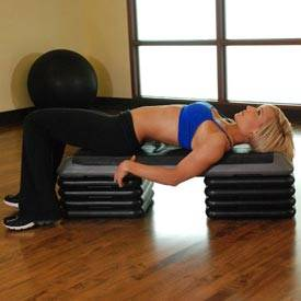 On-Your-Back Quad Stretch