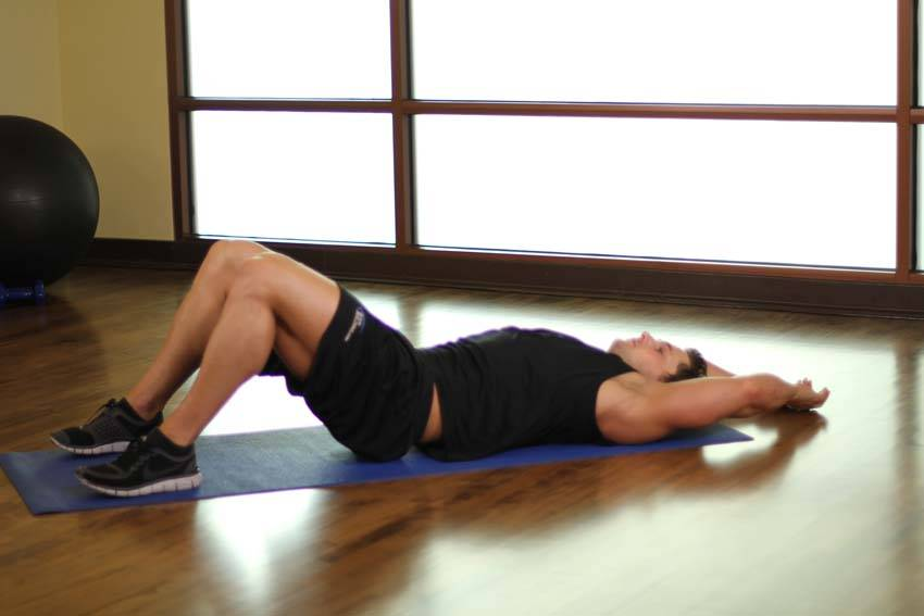 Pelvic Tilt Into Bridge Exercise Guide And Video