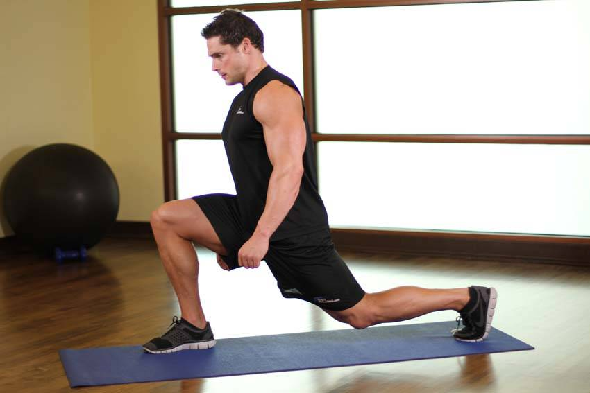 Standing Hip Flexors Exercise Guide and Video