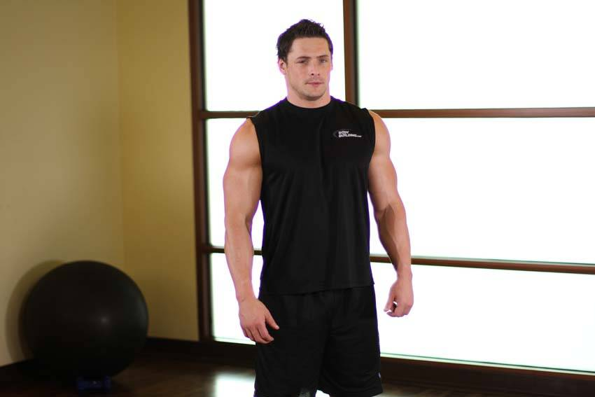 Triceps Stretch image