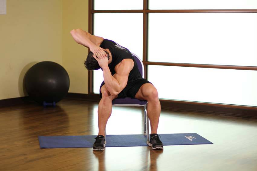 Spinal Stretch image