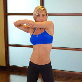 Tricep Side Stretch