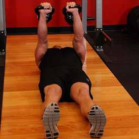 Alternating Floor Press