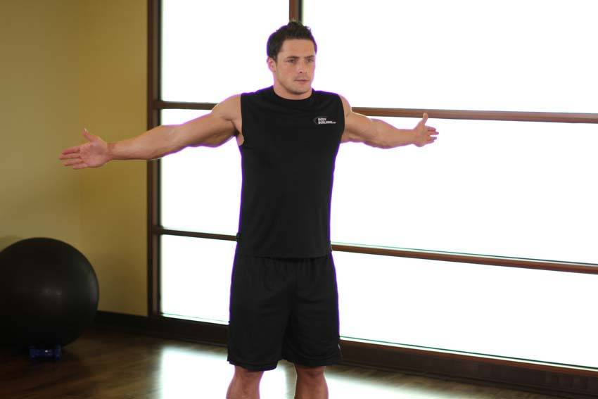 Dynamic Chest Stretch Exercise Guide and Video