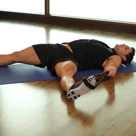 Intermediate Groin Stretch