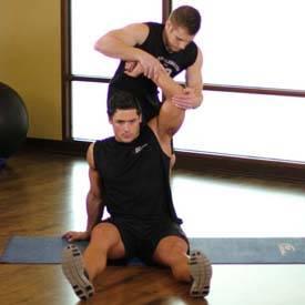 Overhead Triceps image