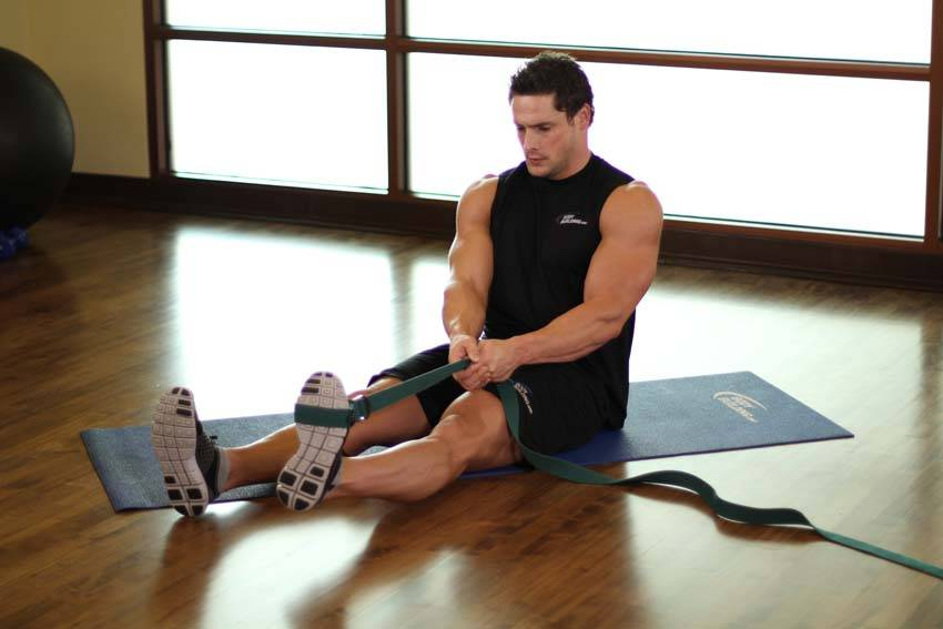 Posterior Tibialis Stretch Exercise Guide and Video