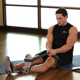 Posterior Tibialis Stretch