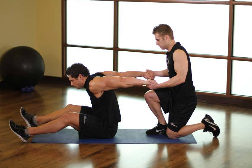 bicep stretch - photo #23