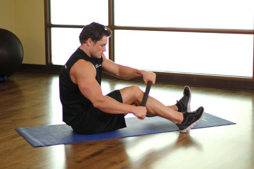 Anterior Tibialis-SMR Exercise Guide and Video