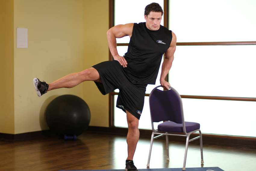 Side Leg Raises Exercise Guide And Video