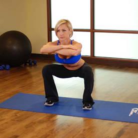 Sit Squats