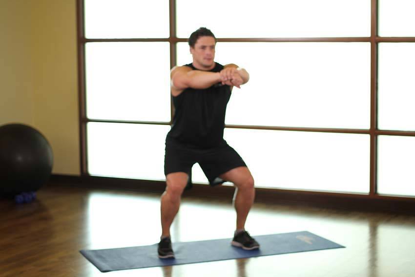 Sit Squats image