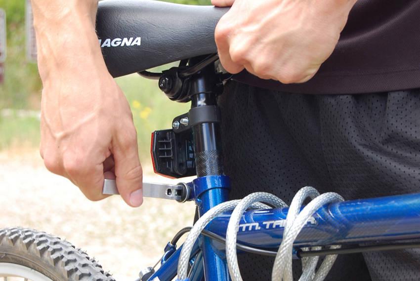Bicycling image
