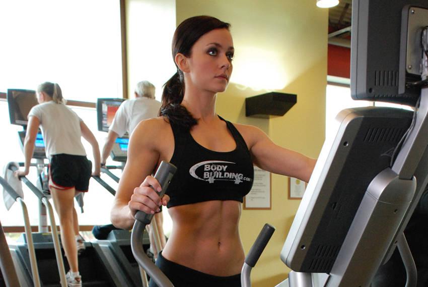 эллипсоид тренажер как правильно заниматься чтобы похудеть
