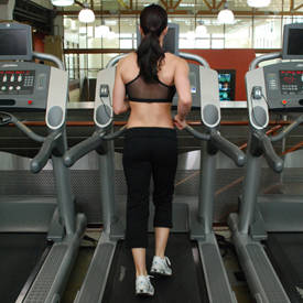 Jogging-Treadmill