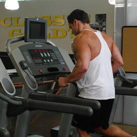 Moderate jog