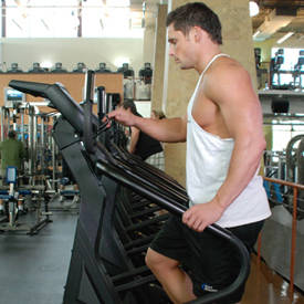stairmaster exercise guide and video